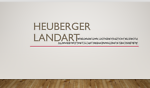 Heuberger-Landart
