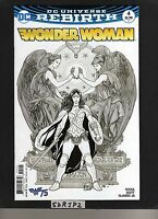 WONDER WOMAN #4 DC REBIRTH NM or better NEW 8/10/16 CHO VARIANT COVER 1st PRINT