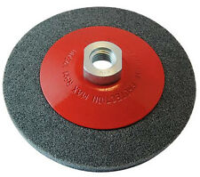 Rotary Bevel Brush Wheel Rust & Paint Removal Abrasive 115mm Crimp Wire U324