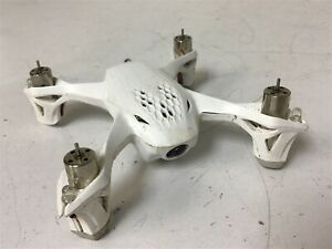 Hubsan H107D X4 Quadcopter 5.8GHz FPV Drone BODY ONLY - FOR PARTS - UNTESTED