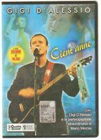 CIENT'ANNE Gigi D'Alessio DVD ITA PAL