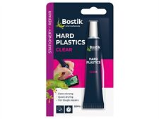 Bostik Hard Plastic Clear Extra Strong Adhesive Glue 20ml