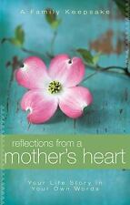 NEW - Reflections From a Mother's Heart by Countryman, Jack