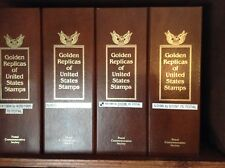 U.S. GOLD REPLICAS COVERS FOUR (4) ALBUMS total of 290 FDI 2/1994 to 5/1997