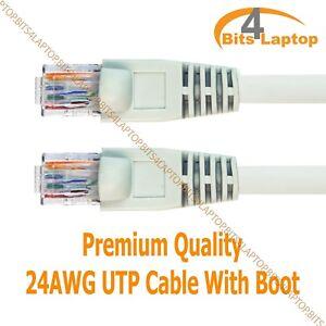CAT6 Ethernet Network Cable Internet Gigabit Patch LAN Lead 1m-50m Wholesale