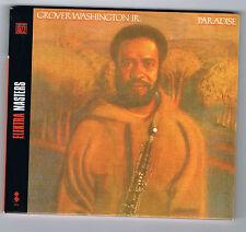 GROVER WASHINGTON JR. PARADISE - CD 7 TITRES - 1979 - COMME NEUF