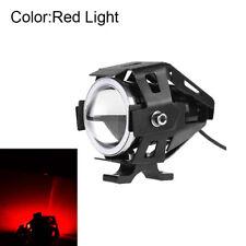 U7 Motorcycle LED Headlight Driving Switch Strobe Lamp Fog Spot Light