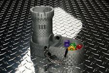 Dice Tower with Spiral Staircase (Semi-Clear)