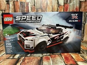 LEGO® Speed Champions - Nissan GT-R NISMO 76896 [New Toy]  Building Car(298 Pcs)