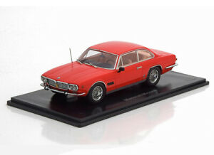 Maserati Mexico (1970) in Red (1:43 scale by Neo 45653)