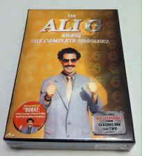 Da Ali G Show - Da Compleet Seereez (DVD, 2006, 4-Disc Set)  Season 1 2 SEALED