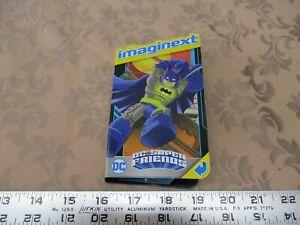Imaginext DC Super Friends NEW Bat Tech Light up Batman 01 1 Blue Grey toy Bruce