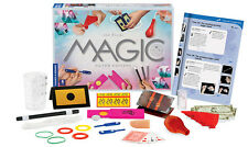 Silver Edition Magic Kit 100 Tricks Thames & Kosmos 24 props 698225
