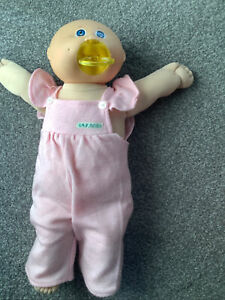 Cabbage Patch Baby Doll 1978 - 1982