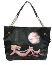Borsa Grande pink panther Pantera Rosa Shopper con manici  *14720