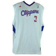 huge selection of e9d74 e834a Nba Los Angeles Clippers la 105 Pro 3 Chris Paul Jersey 2xlarge Xxl Blanco  Adidas