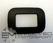 Matt BLACK Range Rover SPORT/EVOQUE/VOGUE lettering upgrade kit FRONT+REAR E19