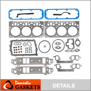Fits 98-03 Dodge B1500 Dakota Durango Ram 1500 Van 3.9L OHV Head Gasket Kit