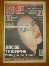 NME 1992 FEB 22 CURVE NIRVANA ALTERN 8 MEGAS JAH WOBBLE