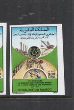 Morocco SC 706 Imperf Single MNH (2die)