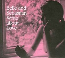 BELLE AND SEBASTIAN - WRITE ABOUT LOVE [DIGIPAK] NEW CD