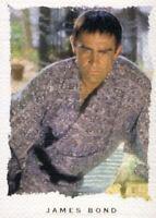James Bond Dangerous Liaisons Art & Images of 007 Chase Card #5  101/375
