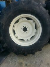Spinout Wheel Replacement 14.9x24 Ford Massey Easy Repair Tractor Tires w/Wheels