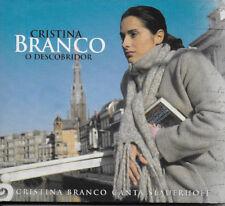 Cristina Branco - O Descobridor - Digipak CD - 2002 - UK FREEPOST
