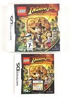 Lego Indiana Jones la trilogie originale DS / Jeu Sur Nintendo DS, 3DS, 2DS
