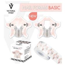 Victoria Vynn Nail Building Forms UV Led Builder Gel Polish Acrylic Tips 400 Pcs