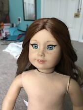 Custom American Girl Doll Nicki (Caroline Eyes)
