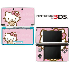 Vinyl Skin Decal Cover for Nintendo 3DS - Cute Kitty