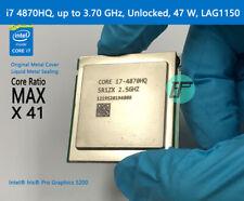 LGA 1150/Socket H3 Core i7 4th Gen Computer CPUs/Processors for sale