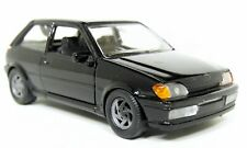 Schabak 1/43 Scale - Ford Fiesta XR2i Black - Diecast model car