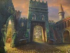 Dark Tales Edgar Allan Poes THE MASQUE OF RED DEATH Hidden Object PC Game + Bon