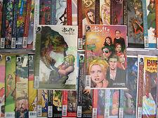 "Buffy the Vampire Slayer Season 8 1-40 COMPLETE ALL Jeanty ""B"" Covers +Bin Bonus"