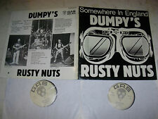 Dumpy 's Rusty Nuts Somewhere in Inghilterra * ORIGINALE UK 1st Press GAS dolP *