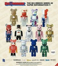 Bearbrick Be@rbrick Series 40 100% by Medicom - You pick! - Fast US Shipping.