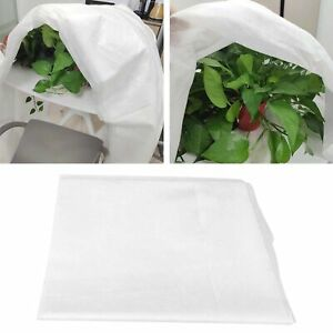 KOET Winter Freeze Protection Plant Fleece Reusable Non-woven Fabric Plants B...