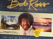 BOB ROSS, JOY OF PAINTING SERIES 10, companion TV BOOK,  -THIRTEEN FAB PAINTINGS