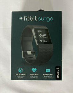 Fitbit Surge Wristband Activity Tracker S/P Small