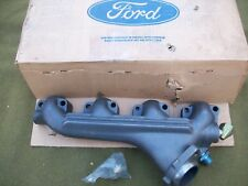 New Ford Left Side Exhaust Manifold 1988 - 1991 E250 F250 F350 F450 7.5L 460 LH