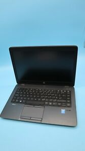 """HP ZBook 14 G2 Mobile Workstation - 14"""" - Core i7 5500U FAULTY SPARES SL56"""