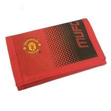 Manchester United FC Wallet Fade Design