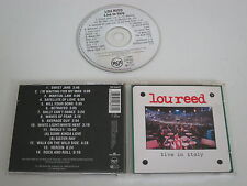 LOU REED/LIVE IN ITALY(BMG/RCA 90607) CD ALBUM