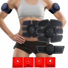 Muscle Training Body Shape Fit Set ABS Six Pad Massage Trainer Sticker Controlle