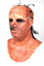 """Mr Long Nose"" Silicone Mask Hand Made, Halloween High Quality, Realistic,"