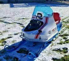 1970 Polaris Tx 400 F/A Playmate Rare Vintage Restored Snowmobile No Reserve