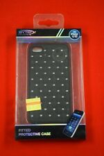 BYTECH FITTED PROTECTIVE CASE FOR APPLE IPHONE 4/4S BLACK COLOR