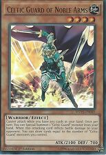 YU-GI-OH ULTRA RARE: CELTIC GUARD OF NOBLE ARMS - MVP1-EN048 - 1st EDITION